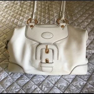 Tod's Leather buckle bag